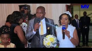 Hiki ndicho kilichovutia harusi ya AMBWENE MWASONGWE | MASANJA TV