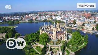 #DailyDrone: Almanya'da kaçırmamanız gereken yerler - DW Türkçe