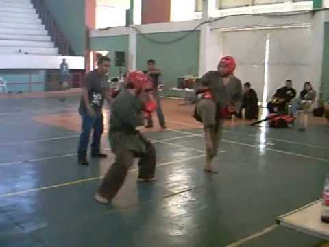 Torneo Samoa 2008 Peleas Varonil Avanzados Pesados