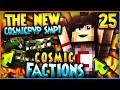 New Cosmicpvp Factions Smp Minecraft Cosmicpvp Factions Let S Play Ep 25 Pleb Planet