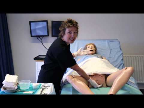 How to deliver a baby - study midwifery