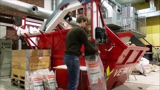 High performance Firewood Packing Machine by Vepak AS - www.vepak.no