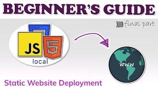 Deploying a Static Website   Beginner