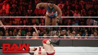 Big E vs. Sheamus: Raw, Oct. 17, 2016