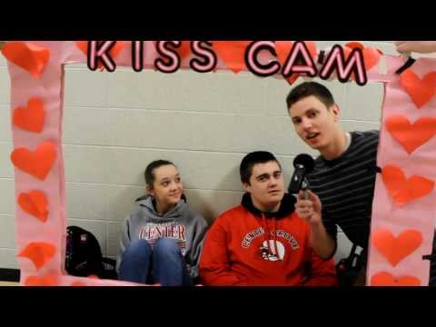 Real-Life Kiss Cam *HIGH SCHOOL EDITION*