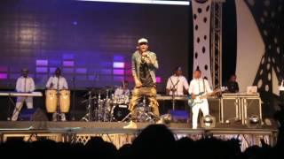 Darassa Performing Kama Utanipenda Live At Fiesta 2016 Dar Es Salaam