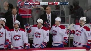 Radulov gives Canadiens life, beats Schneider from high slot