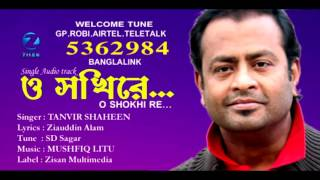SHOKHI RE by Tanvir Shaheen Bangla New Audio Song 20160