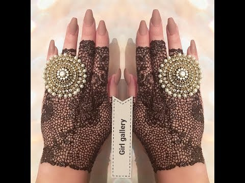 Xxx Mp4 Arabic Mehndi Design Full Hand Body Design By Girl 3gp Sex