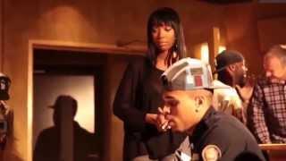 Chris Brown with Justin Bieber, The Game, Drake & More - Chris Browns Studio ep. 1