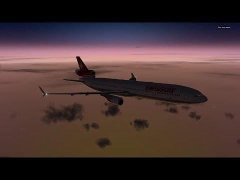 Up In Flames Swissair Flight 111 XP11