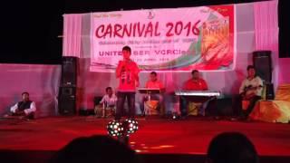 Ayushmaan pathak  at Carnival 2016 puri