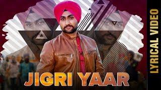 JIGRI YAAR (Full HD)   HAPPY BANWAIT   New Punjabi Songs 2018   AMAR AUDIO