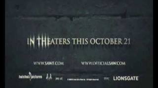 SAW VIII (8) Official Movie Trailer - 2012