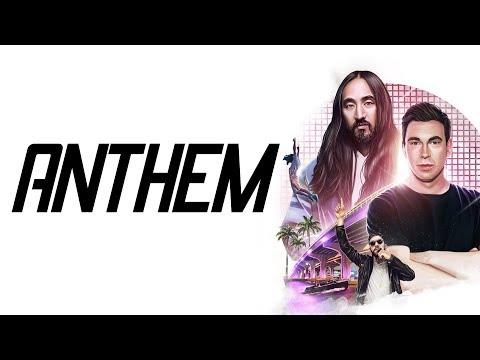 Xxx Mp4 Hardwell Steve Aoki Feat Kris Kiss Anthem Visual Lyric Video 3gp Sex