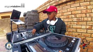 DJ Arch Jnr Turns 6 Years Old Today With A Gqom Birthday Mix For All His Fans.