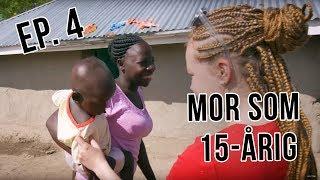 MOR SOM 15 ÅRIG // Min tur til Kenya