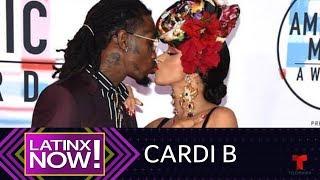 Latinx Now! | Cardi B no quiere regresar con su pareja Offset | Telemundo