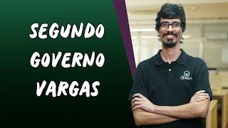 Segundo Governo Vargas - Brasil Escola