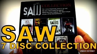 Saw - The Complete Collection Box set
