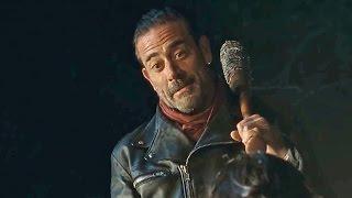 The Walking Dead - Negan - Season 7 - Jeffrey Dean Morgan official interview (2016)