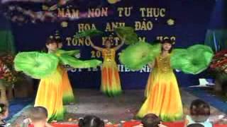 le tong ket mam non Hoa Anh Dao-P2