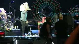 COLDPLAY PERFORMING IN ELEPHANT OUTFITS! - Paradise (Live In Joburg) HD