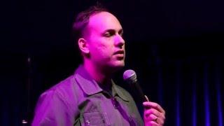 Nato Green Comedy at the Kinda Late Show
