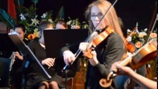 Christine Preeti Kalviks konfirmasjon 2 mai 2015