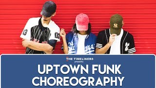 Uptown Funk (Bruno Mars): Choreography   The Timeliners