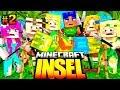 ENTFÜHRT von WILDEN MÄDCHEN?! - Minecraft INSEL #02 [Deutsch/HD]