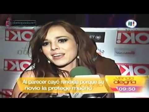 Danna Paola Confiesa por Fin tener su Romeo