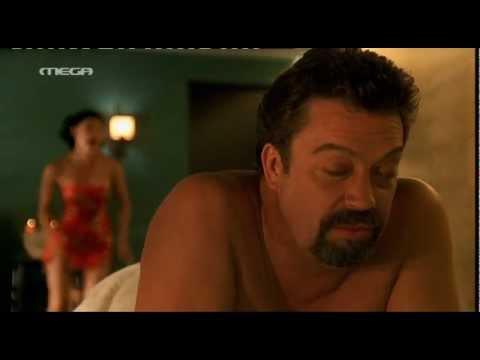 Charlie's angels - Massage scene (Greek subs)