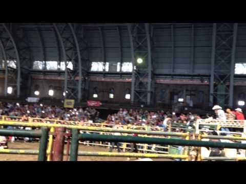 Madrazos en el jaripeo en el Bronx NY septiembre 28 2014