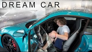 BUYING MY DREAM CAR!