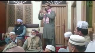 Dil Vich Rakh Ke Pyar Ali De Bachya Da Manqabat e Maula Ali By Ahmed Raza Qadri Naushahi