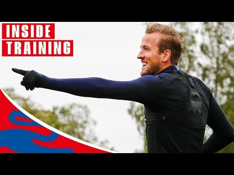 Xxx Mp4 England Prepare For Colombia Inside Training World Cup 2018 3gp Sex