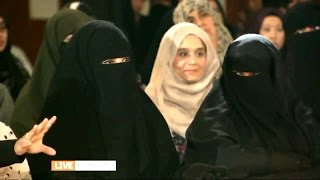 Niqab Debate UK (Muslim Face Veil)