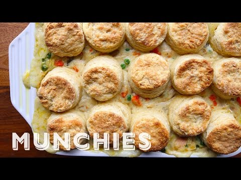 Xxx Mp4 How To Make The Easiest Homemade Chicken Pot Pie 3gp Sex