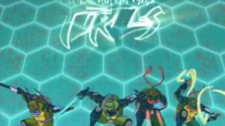 As Tartarugas Ninja - Fast Foward