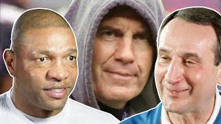 Coach K, Doc Rivers & Joe Torre weigh in on Bill Belichick's greatness   NFL360