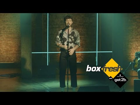 Tom Grennan -  Strong (London Grammar cover) | Box Fresh with got2b