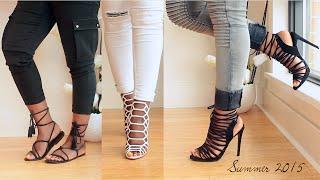 Summer 2015 Shoe Faves