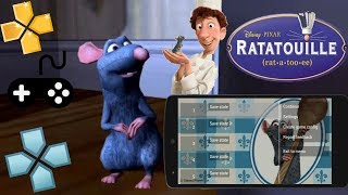 How To Download & Play Ratatouille PPSSPP Game Any Android Mobile Hindi