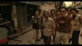 Ong Bak free running