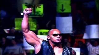 The Rock's 2003 Hollywood Titantron (2003 Heel Titantron)