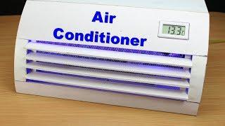 How to Make Mini AC at home