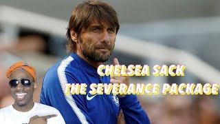 Chelsea Sack Antonio Severance Package Conte