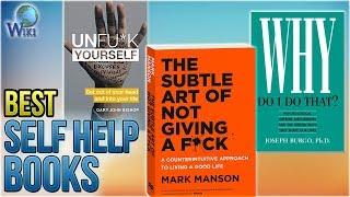 10 Best Self Help Books 2018