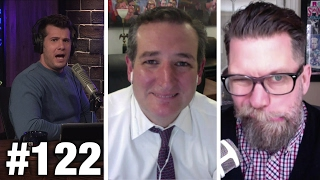 #122 DEAR WHITE PEOPLE! Ted Cruz and Gavin McInnes Guest | Louder With Crowder